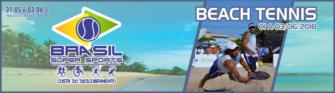 BEACH TENNIS - BRASIL SUPER SPORTS