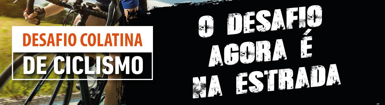 Copa Colatina de Ciclismo - CATEGORIAS: OPEN (Speed e MTB)