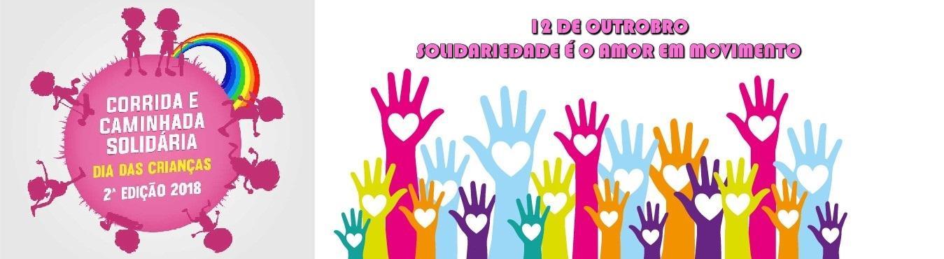 Corrida e Caminhada Solidária Dia das Crianças (2ª edição)