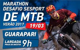 MARATHON DESAFIO SESPORT DE MTB