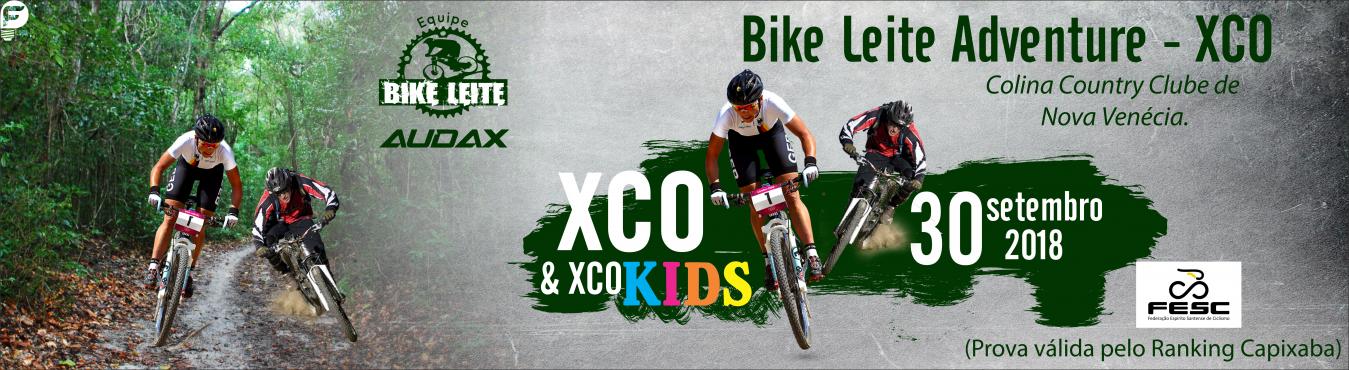 Bike Leite Adventure - XCO