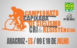 Campeonato Capixaba de Ciclismo | Cri e Resistência 2016