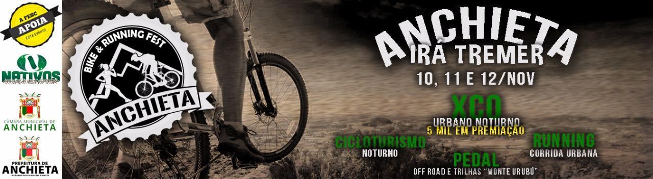 Anchieta Bike Running Fest