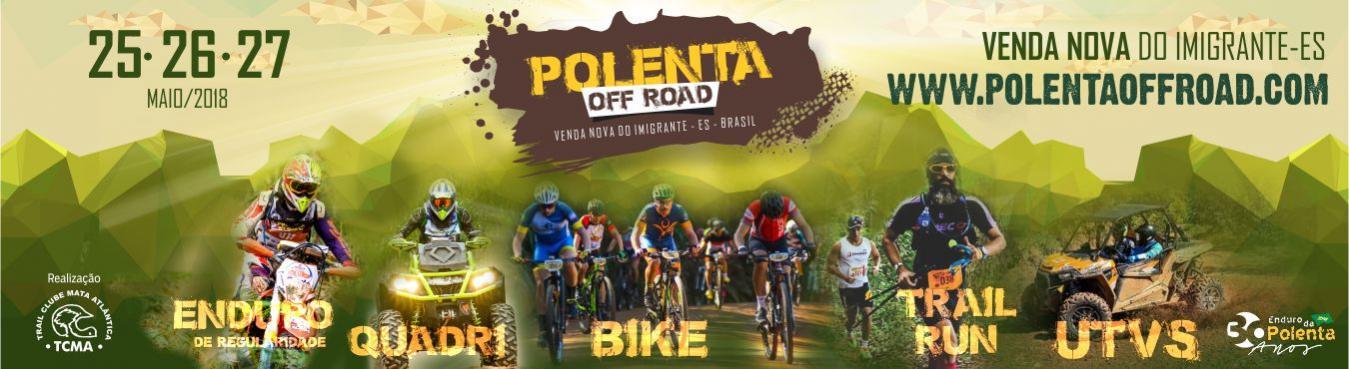 POLENTA OFF ROAD - MOTOS ENDURO - 2018