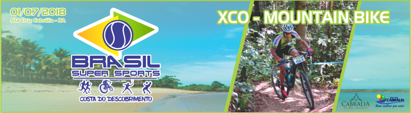 XCO MOUNTAIN BIKE - BRASIL SUPER SPORTS