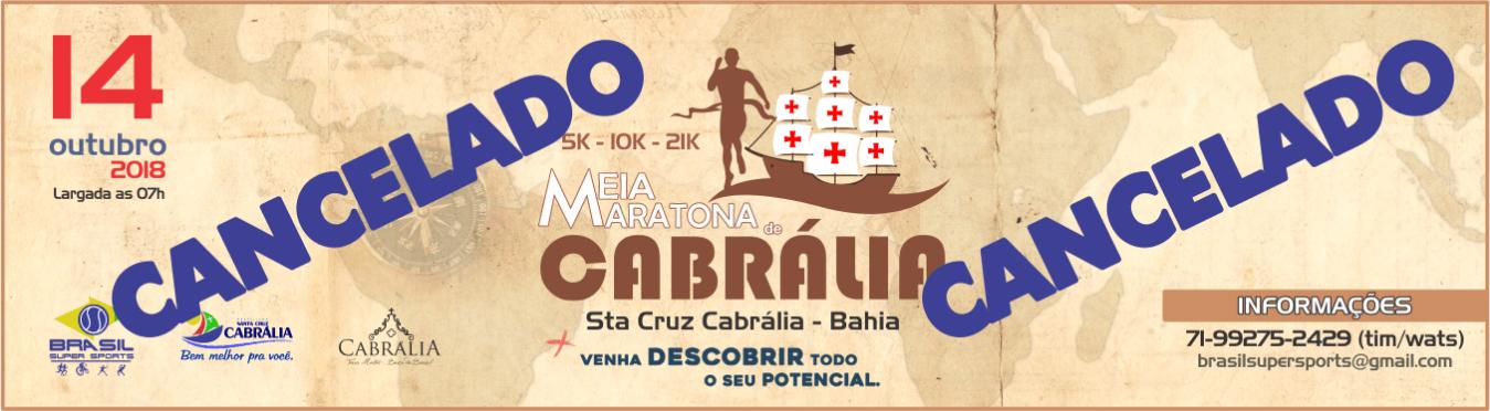 MEIA MARATONA DE CABRÁLIA - BA
