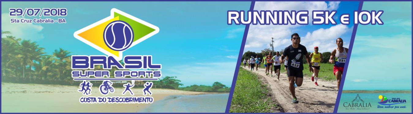 RUNNING 5K E 10K - BRASIL SUPER SPORTS