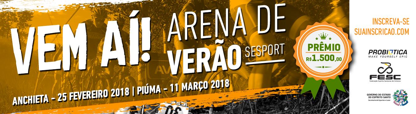 ARENA DE VERÃO SESPORT MARATHON | ANCHIETA