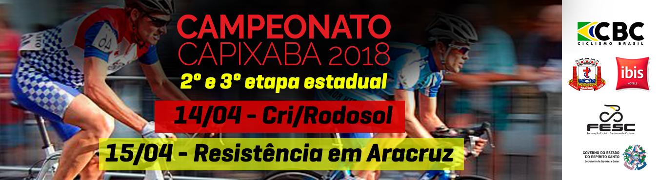2ª etapa CRI contra relógio individual Rodosol 20 km  - 2018