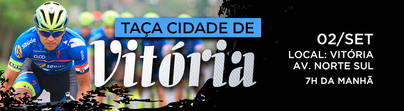 Taça cidade de vitória - 2018