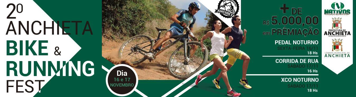 2º Anchieta Bike & Running Fest