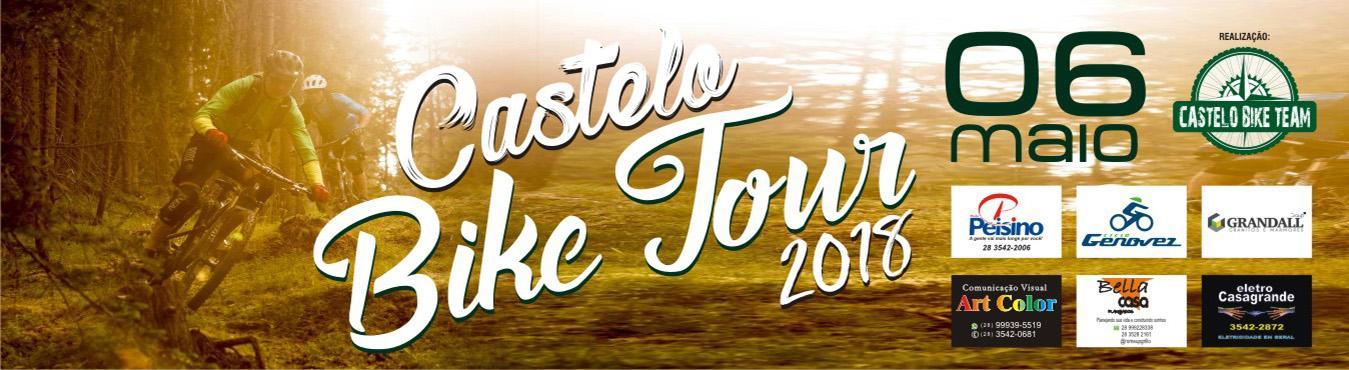 CASTELO BIKE TOUR 2018