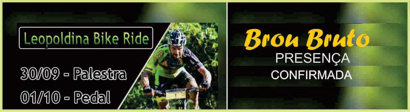 1° Leopoldina Bike Ride