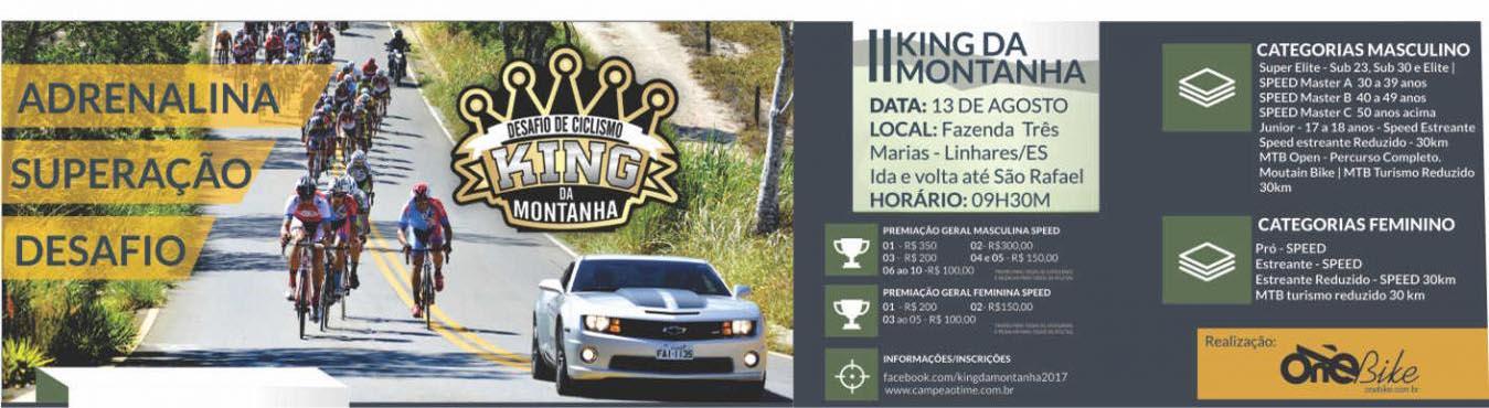 II KING DA MONTANHA