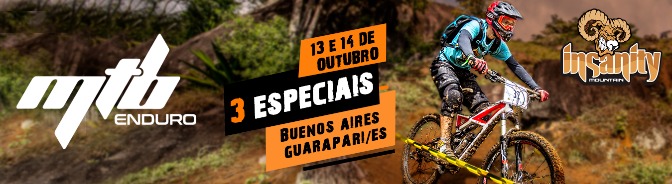 Insanity Mountain MTB ENDURO 3º Etapa 2018
