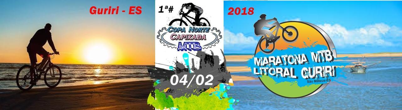 Maratona Guriri / 1° # Copa Norte Capixaba. 2018