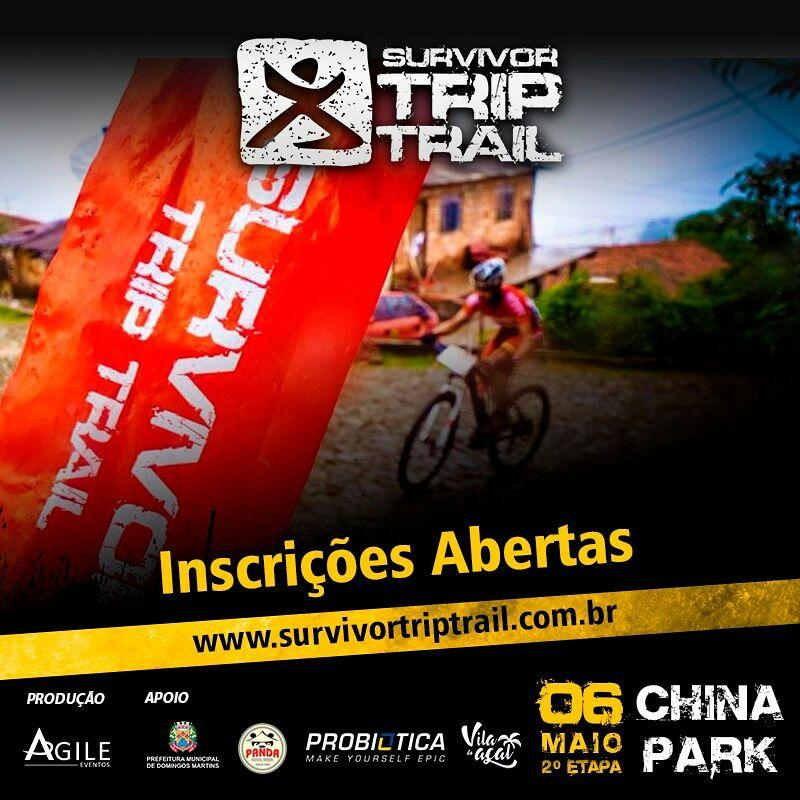 Survivor Trip Trail - TRAIL RUN - 2º Etapa