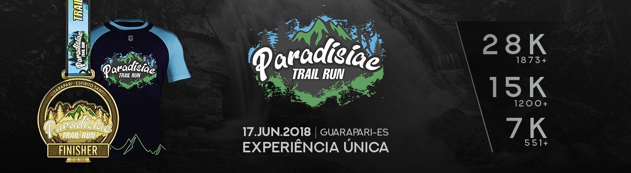 Paradisiac Trail Run - Etapa Guarapari Espírito Santo