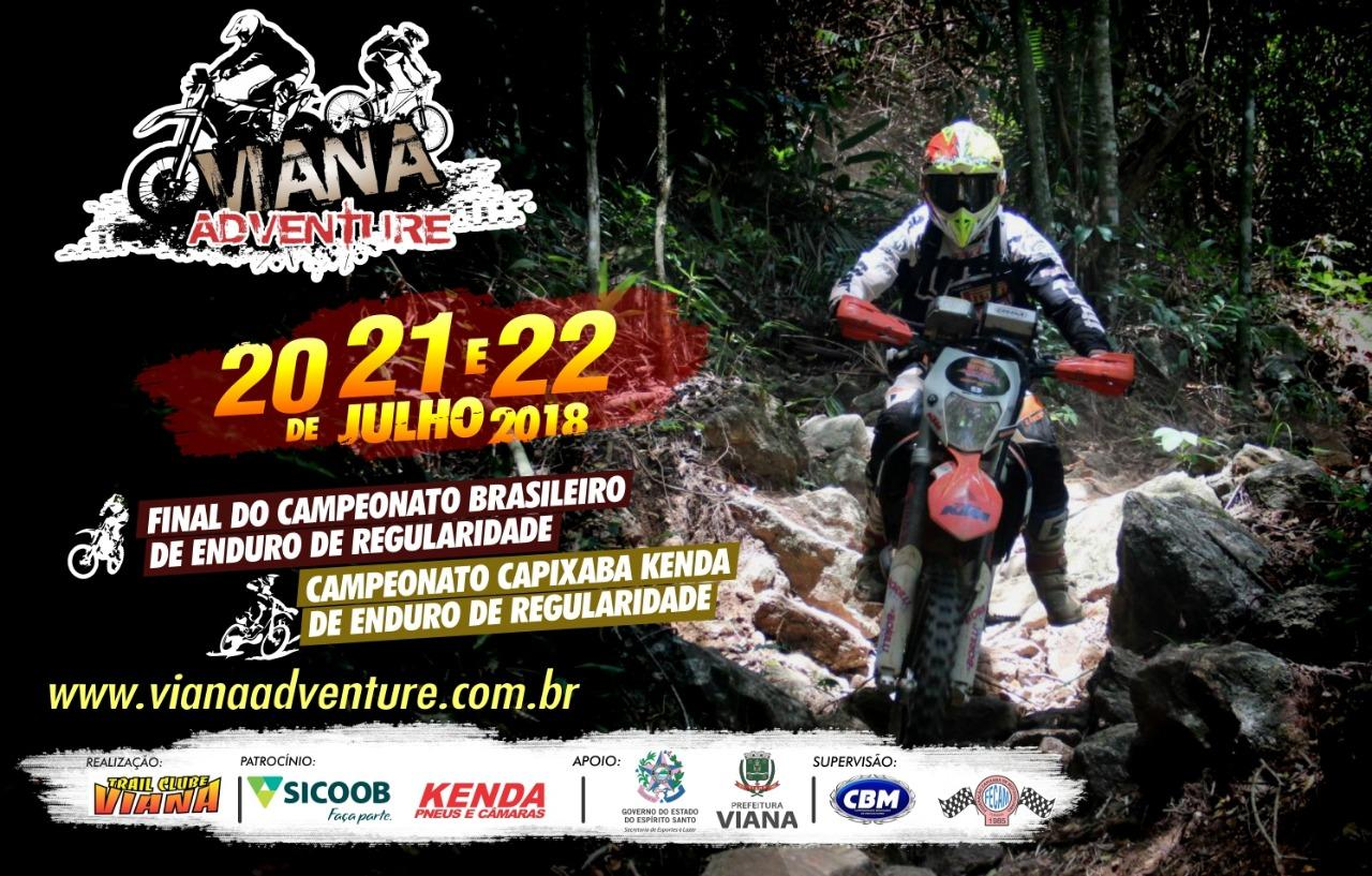 VIANA ADVENTURE ENDURO DE REGULARIDADE