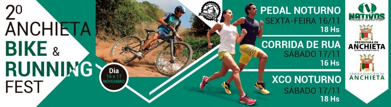 Corrida de Rua - 2º Anchieta Bike & Running Fest