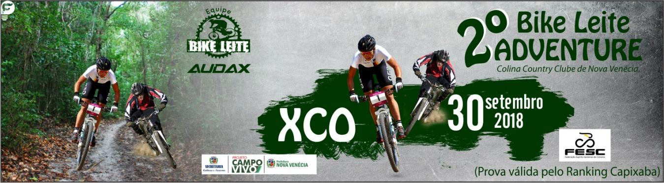 Bike Leite Adventure - XCO 2018
